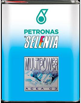PETRONAS SELENIA MULTIPOWER 5W-30