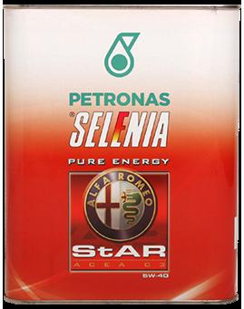 PETRONAS SELENIA STAR PURE ENERGY5W-40
