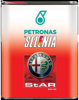 PETRONAS SELENIA STAR 5W-40 2