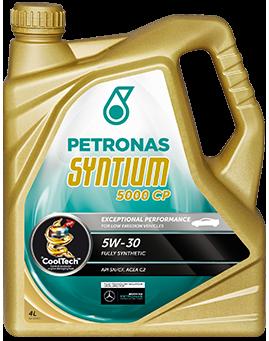PETRONAS SYNTIUM 5000 CP 5W-30