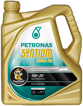 PETRONAS SYNTIUM 5000 FR 5W-20