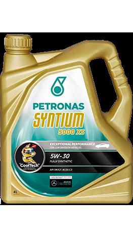PETRONAS SYNTIUM 5000 XS 5W-30 4