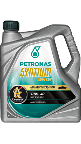 PETRONAS SYNTIUM 800 EU 10W-40 4
