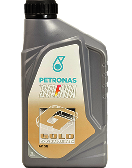 PETRONAS SELENIA GOLD SYNTH 10W-40